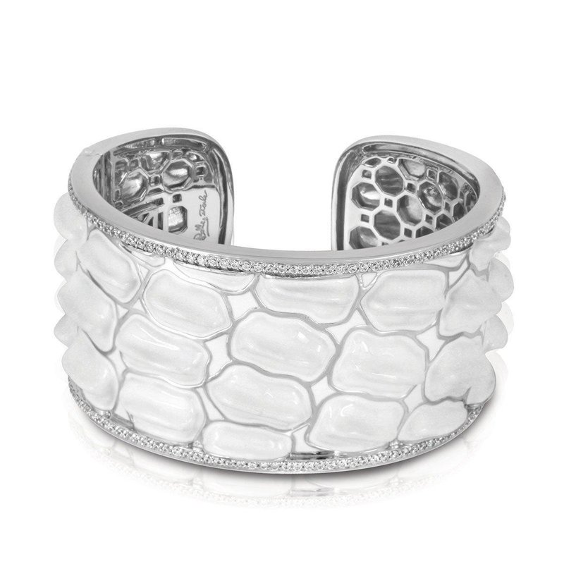 Belle Etoile Coccodrillo Bangle