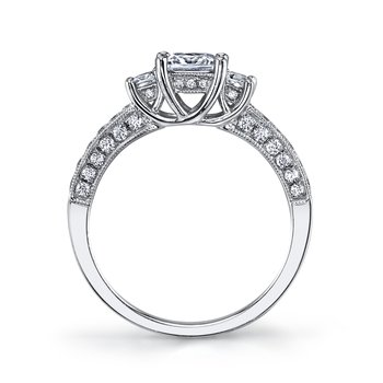 MARS Jewelry - Engagement Ring 25923