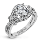 Simon G TR716 ENGAGEMENT RING
