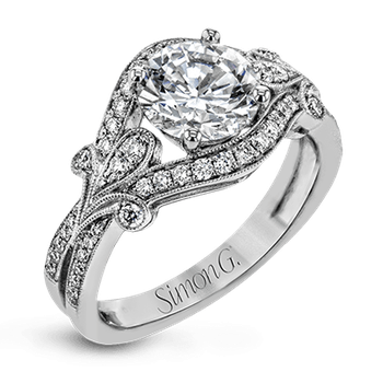 TR716 ENGAGEMENT RING