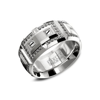 Carlex Generation 2 Mens Ring WB-9851WWBD