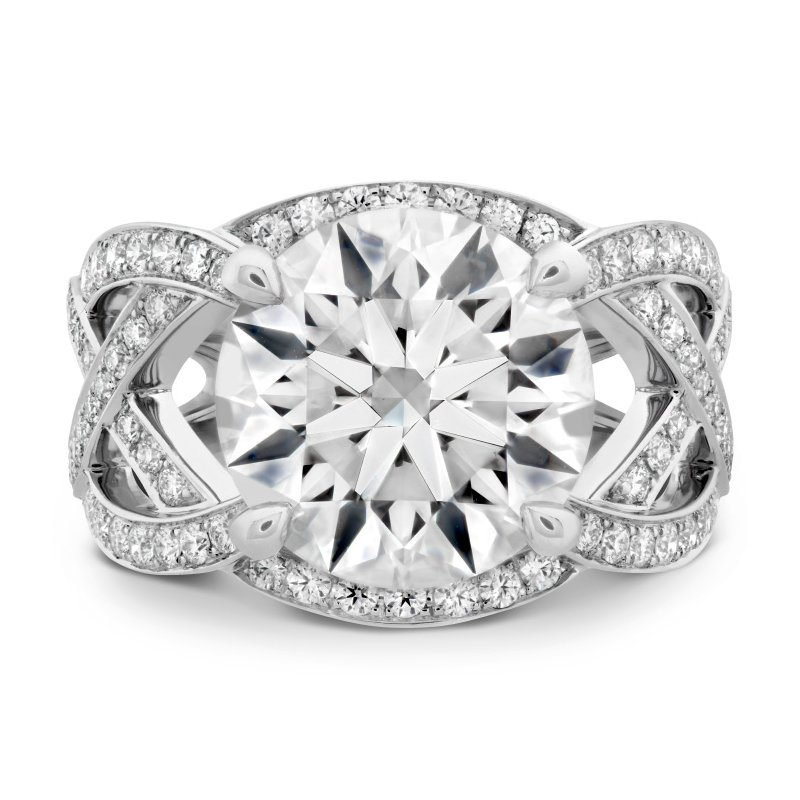 Hearts on Fire The Alexandria Diamond Ring
