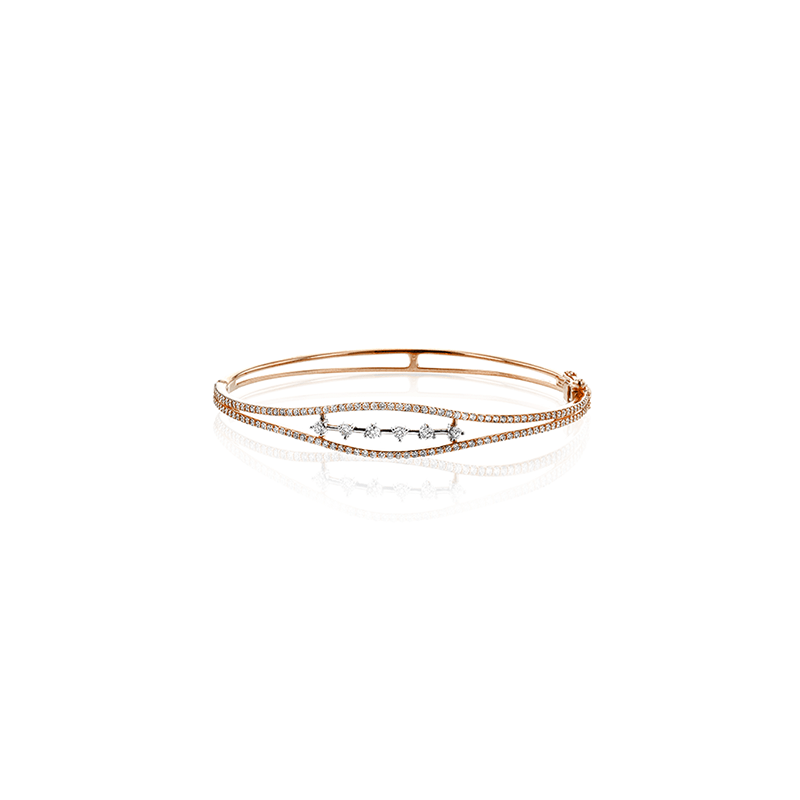 Simon G LB2275-R BANGLE