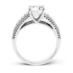 Simon G MR2497-A ENGAGEMENT RING
