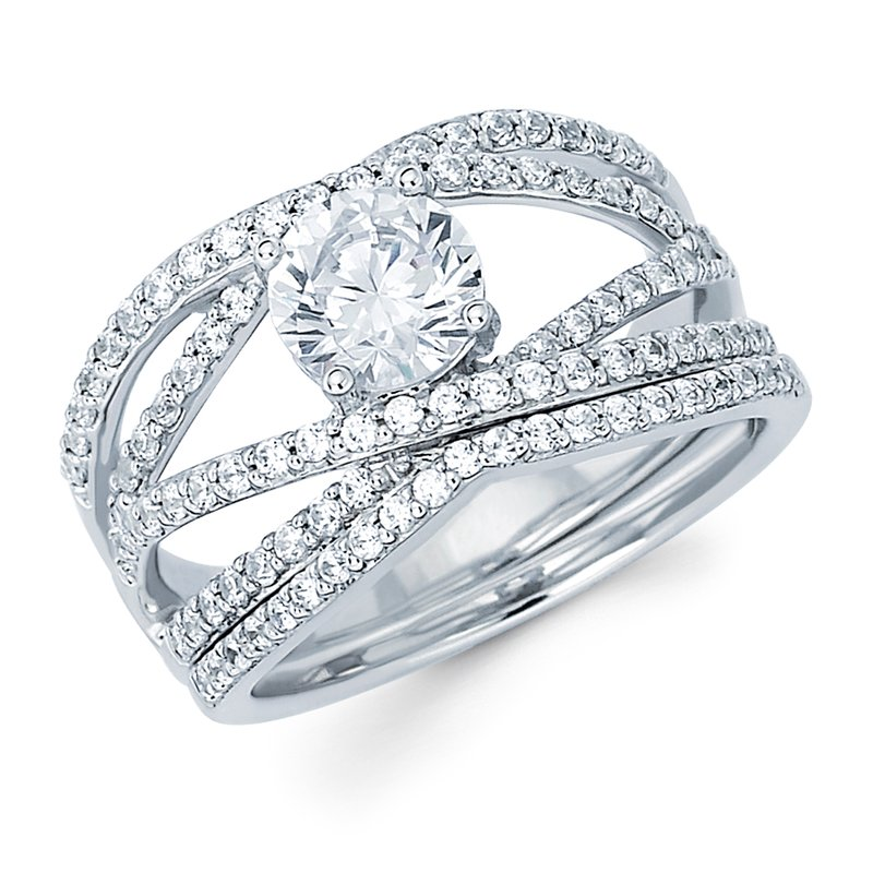 J.F. Kruse Signature Collection Ring RD B 0.50 STD