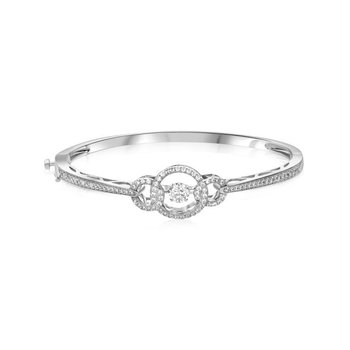 Three-Link Bangle