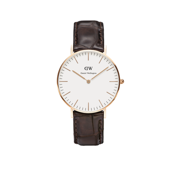 Classic York Rose Gold 36mm