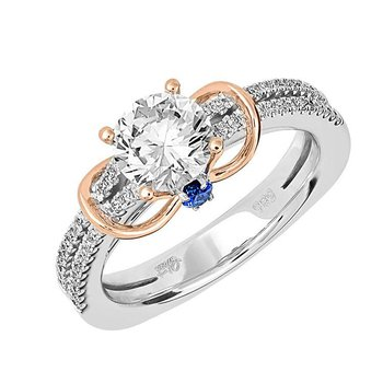 Bridal Ring-RE12666WR10R
