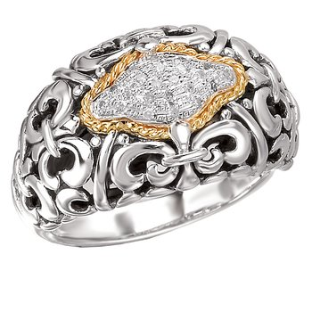 Ladies Fashion Diamond Ring
