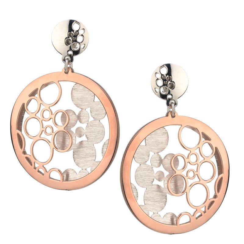 Frederic Duclos Bubbles Galore Earrings
