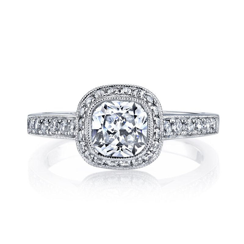 MARS Jewelry MARS 25400 Diamond Engagament Ring 0.40 ct tw