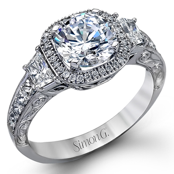 MR2404 ENGAGEMENT RING