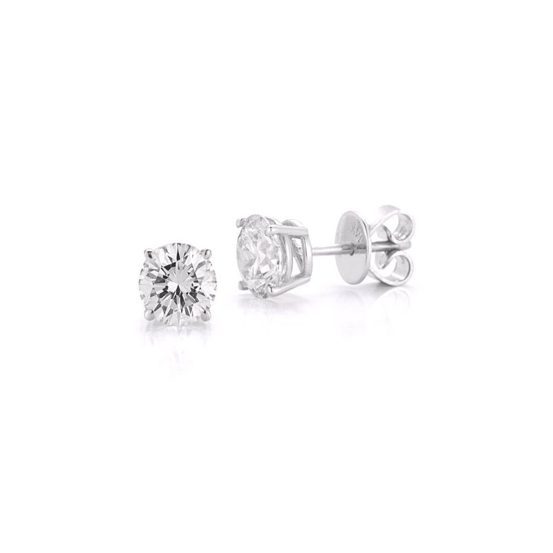 Lso Jewelers Repair Paramount Gems 3 4 Cttw Diamond Studs