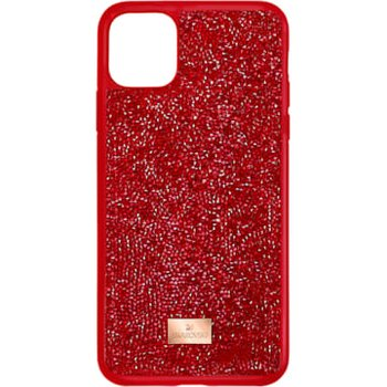 Glam Rock Smartphone case, iPhone® 12 mini, Red
