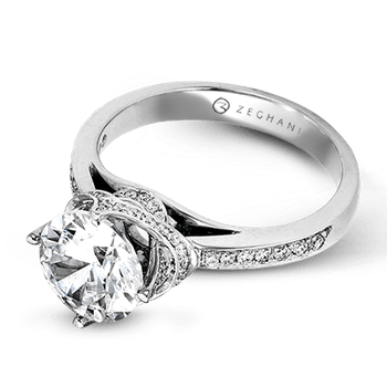 ZR1282 ENGAGEMENT RING