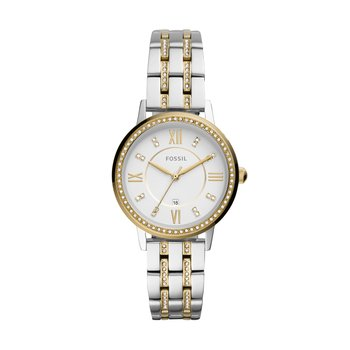 Gwen Stainless Steel Quartz Watch