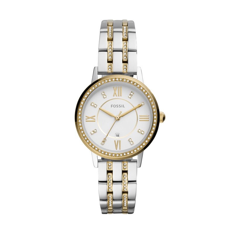 Fossil Gwen Stainless Steel Quartz Watch
