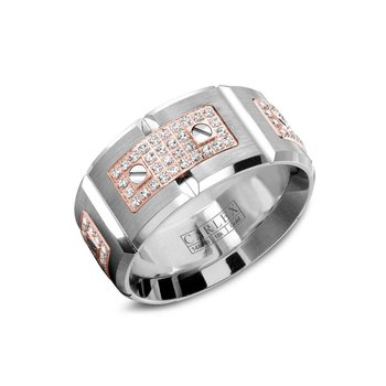 Carlex Generation 2 Mens Ring WB-9796RW