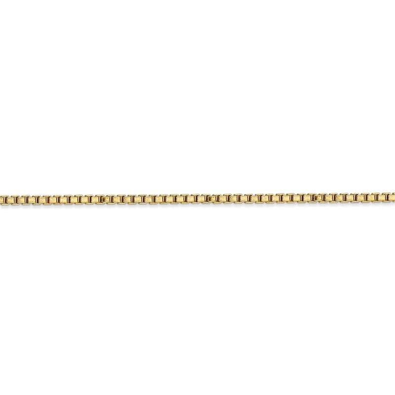 Quality Gold 14k 1.9mm Box Chain