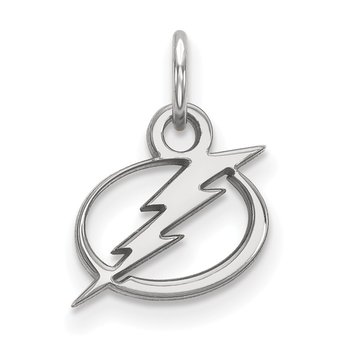 Gold Tampa Bay Lightning NHL Pendant