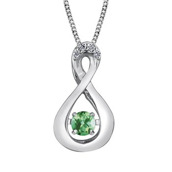 Pulse™ Emerald Pendant