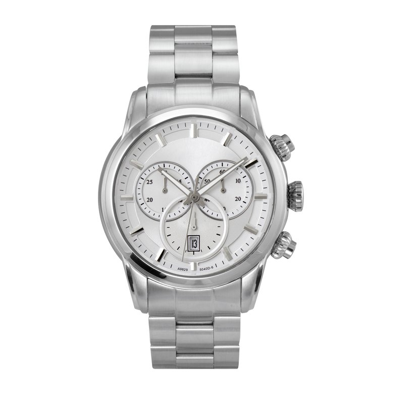 Jerrick's Timepieces a9829wb-sil