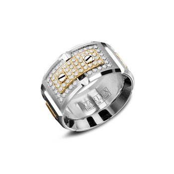 Carlex Generation 2 Mens Ring WB-9896YW-S6