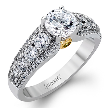 MR1694-D ENGAGEMENT RING