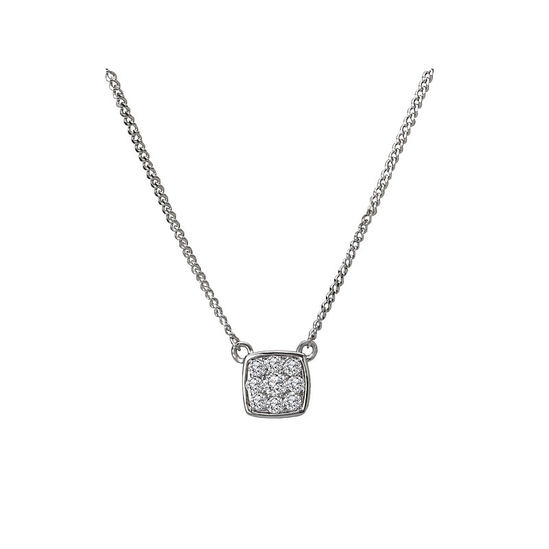 Radiance Ladies Fashion Diamond Necklace