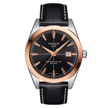 Tissot Gentleman Powermatic 80 Silicium 18K Gold