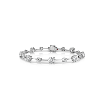 Cento Floating Diamond Bracelet