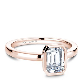 Noam Carver Fancy Engagement Ring B095-03RA