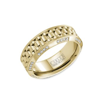 Carlex Generation 3 Mens Ring CX3-0011YYY