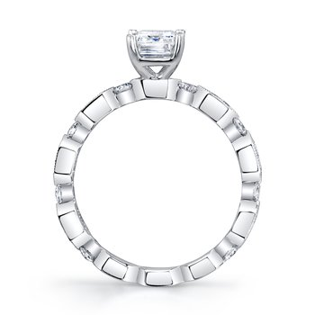 MARS Jewelry - Engagement Ring 27214