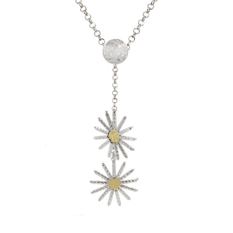 Frederic Duclos Sunshine Necklace
