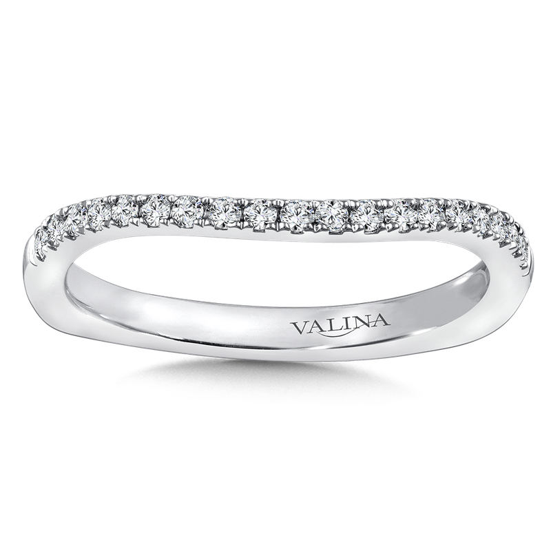 Valina Wedding Band (.19 ct. tw.)