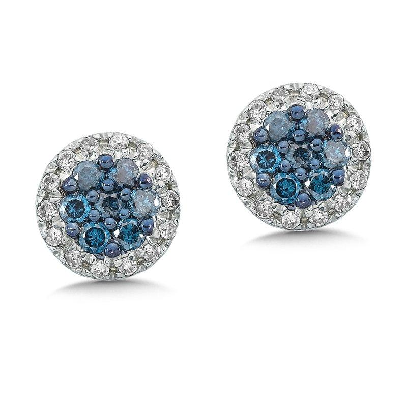 664194b3790bf Iroff & Son Jewelers: SDC Creations Pave set Diamond Cushion Shaped ...
