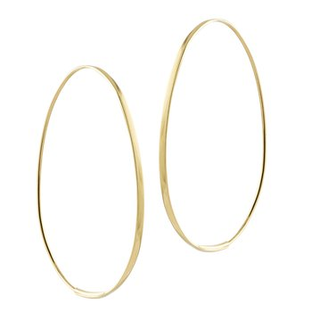 Small Tear Hoops