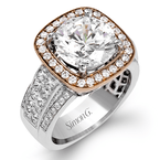 Simon G MR2097-A ENGAGEMENT RING