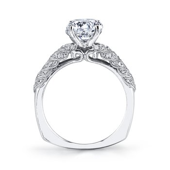 Diamond Engagement Ring, 0.31 ct tw