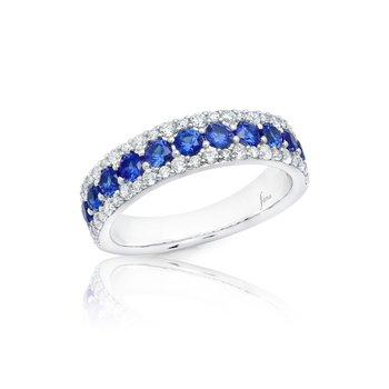 None Like You Sapphire and Diamond Ring