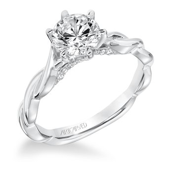 ArtCarved Tala Diamond Engagement Mounting