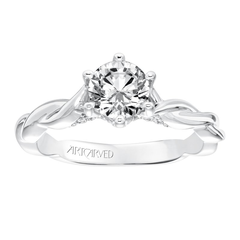 ArtCarved ArtCarved Tala Diamond Engagement Mounting