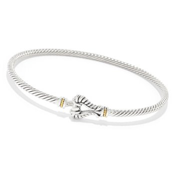 Simple Love Bangle