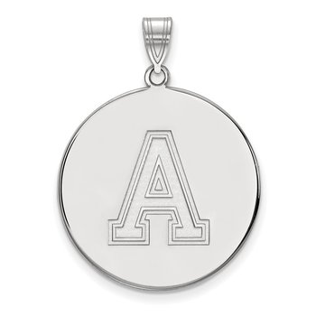 Sterling Silver U.S. Military Academy NCAA Pendant