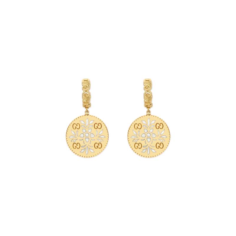 Gucci Fashion Jewelry Icon Blooms Earrings