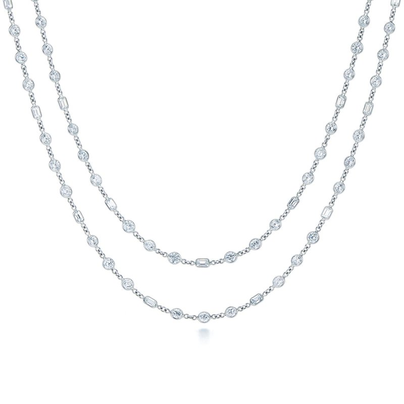 Kwiat Kwiat Diamond Strings Necklace
