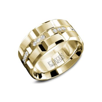 Carlex Generation 1 Mens Ring WB-9166Y