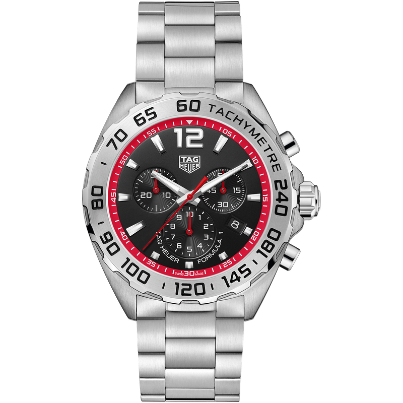 TAG Heuer 43mm Quartz Chronograph