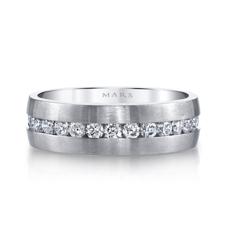 MARS Jewelry - Wedding Band G117